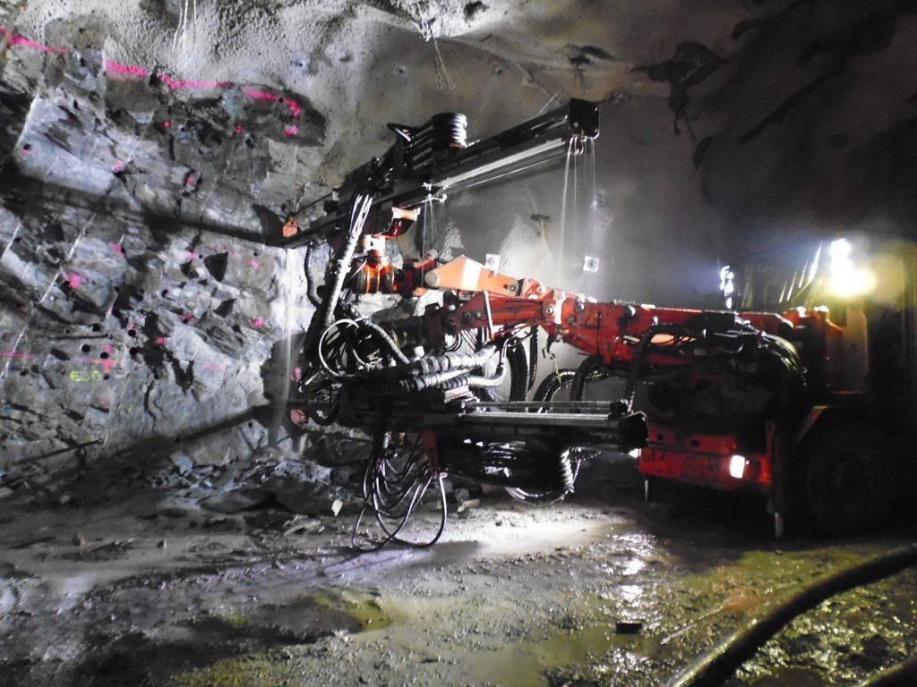 túneles y minería 2