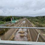 Estado actual del Canal de Enlace Directo en el Embalse del Piedras